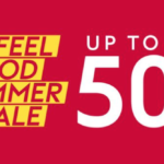 Summer Sale at Boots